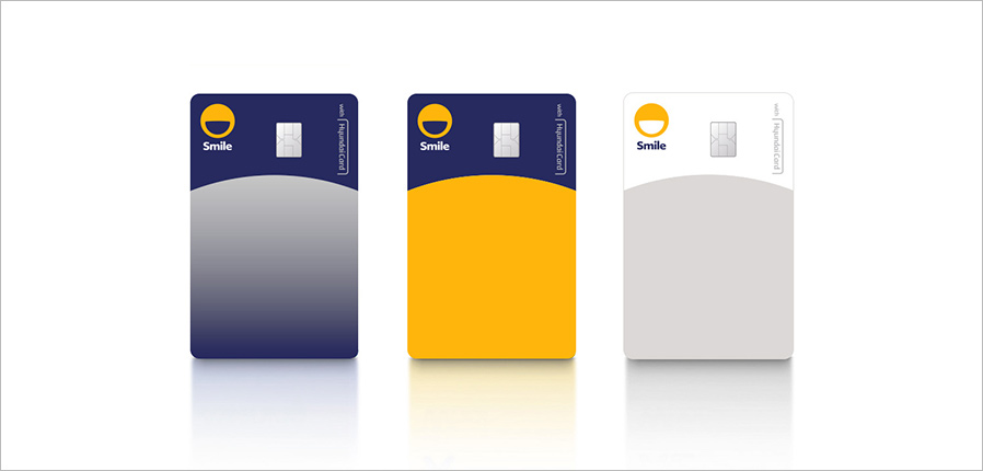 현대카드와 이베이코리아가 출시한 '스마일카드'