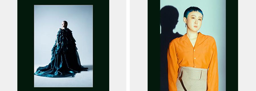 (왼쪽) 선우정아, 〈Serenade〉 앨범 커버(출처=멜론) (오른쪽) 선우정아(출처=선우정아 페이스북 '선우정아 / Sunwoo Jung-A')