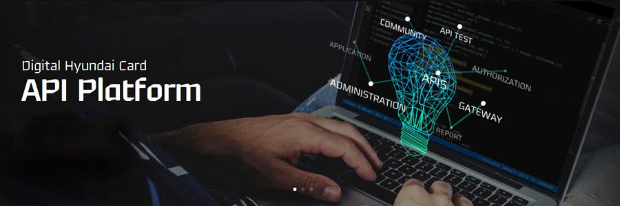 디지털 현대카드 API 플랫폼