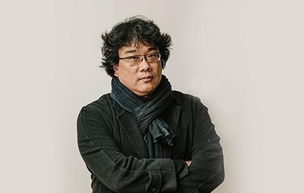 영화 '기생충'을 연출한 봉준호 감독