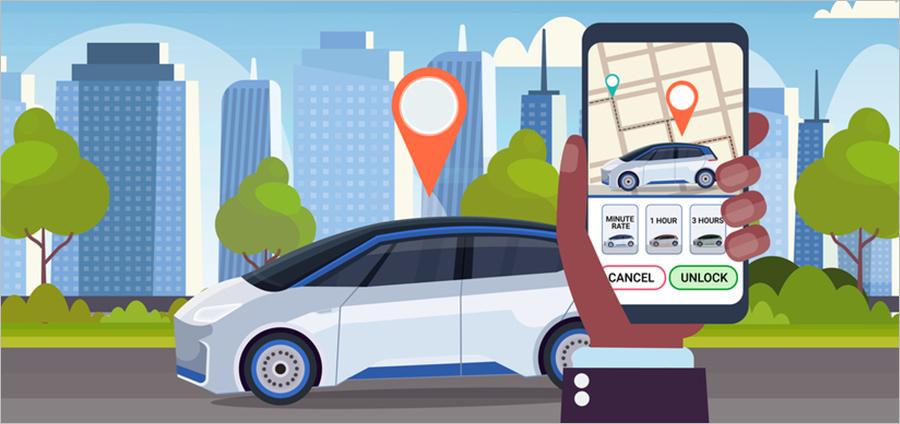 자동차 구독서비스는 구독경제의 특성이 가장 잘 드러나는 분야다.차량 이용에 수반되는 번거로운 과정을 최소화 할 수 있어 많은 사람들에게 각광받고 있다.(출처= gettyimagesBank.com)