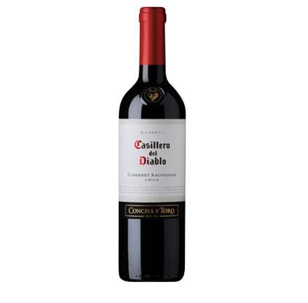 까시예로 델 디아블로는 칠레 와인 중 전세계에서 가장 많이 팔리는 와인이다.