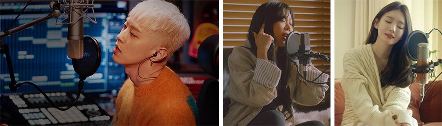 그레이,제시,강민경이 각자 자신의 방 또는 작업실에서 편안한 모습으로 'Digital Lover'를 노래하는 '방콕라이브'는 이른바 '방콕러버,언택트러버,디지털러버들의카드'인 '현대카드DIGITAL LOVER' 고객의 라이프 스타일에 맞춘 새로운 공연 방식을 시도했다.