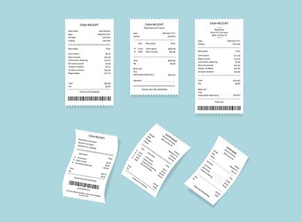 개인사업자카드를 이용하면 영수증 지옥에서 해방될 수 있다. (출처=gettyimagesbank.com)