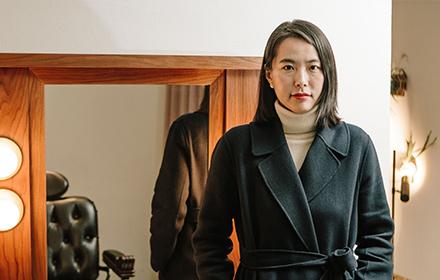 영화 '벌새'를 연출한 김보라 감독