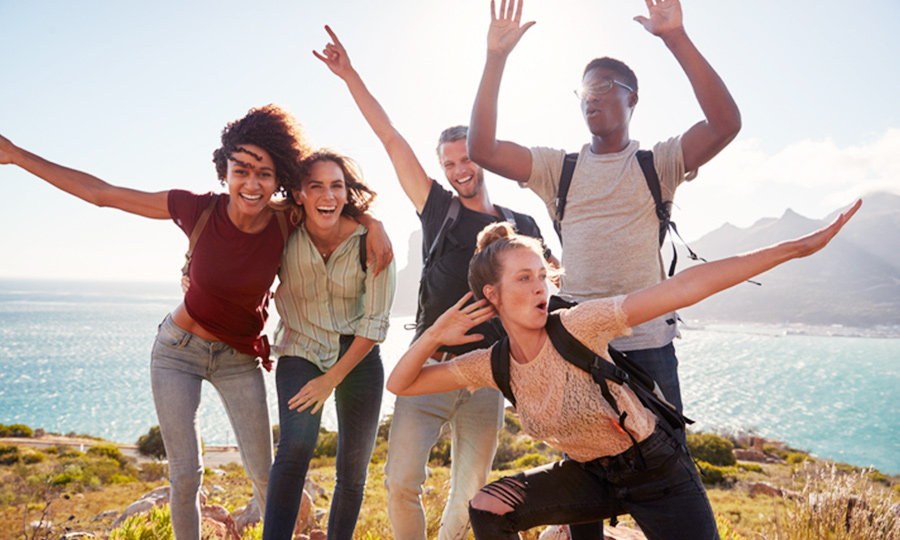 가장 획기적이며 지금과는 다른 신세대로 평가받는 밀레니얼 세대는 재미와 효율을 중시한다. (출처= gettyimagesBank.com)