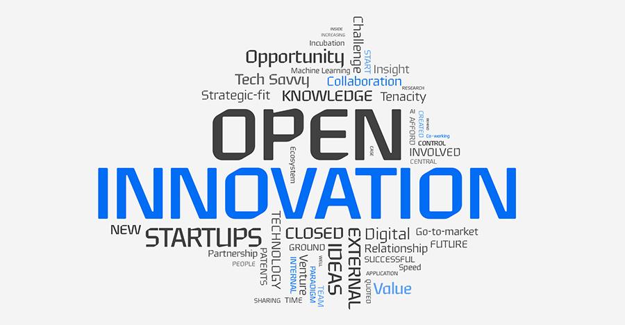 오픈이노베이션은 산업 간 경계가 희미해지고 협업의 중요성이 강조되면서4차 산업혁명을 이끌어갈 새로운 비즈니스 모델로 각광받고 있다.