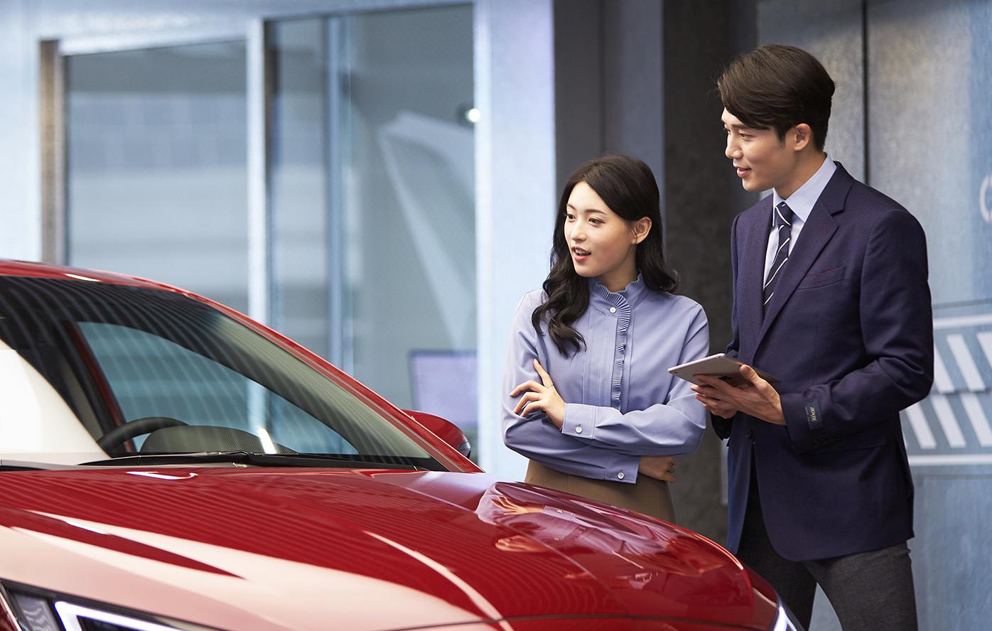 현대캐피탈 자동차금융 Digital Auto