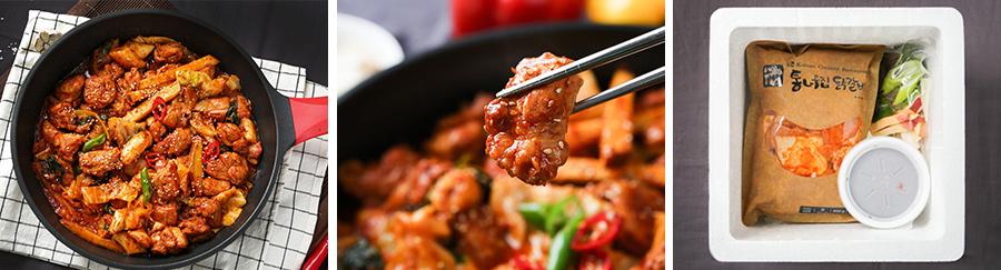 춘천통나무집닭갈비