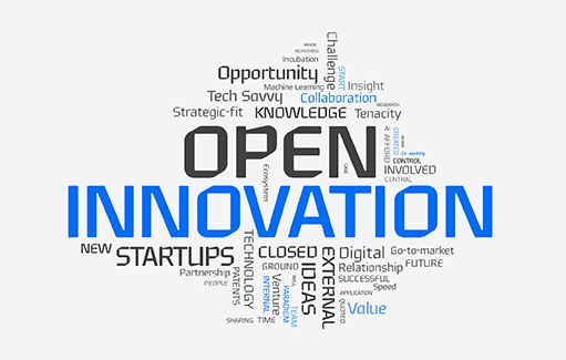 Beyond simple collaboration, open innovation growing together