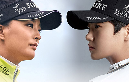 Two top female golf stars to play in Super Match